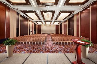Отель «Пекин». Конференц-зал «Орхидея»
